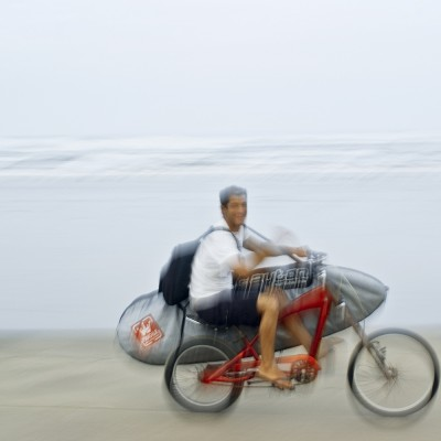 BY BICYCLE