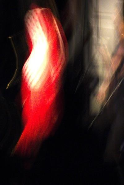 FLAMENCO SKETCHES RED I