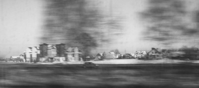 FROM TRAIN WINDOW, SLOVAKIA
