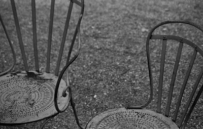 PARIS FROM CHAIR FOR KERTESZ