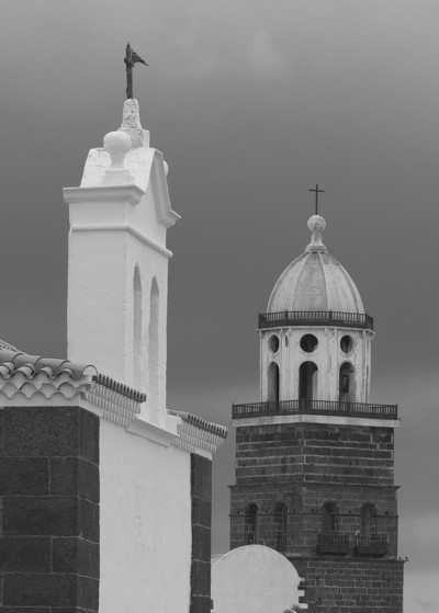 TWO CHURCHES TEGUISE