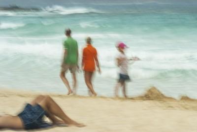 DAY AT THE BEACH IX