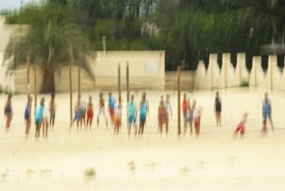 DAY AT THE BEACH VI