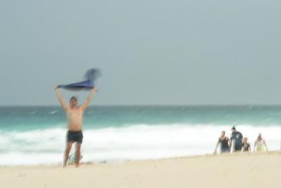 DAY AT THE BEACH XVI